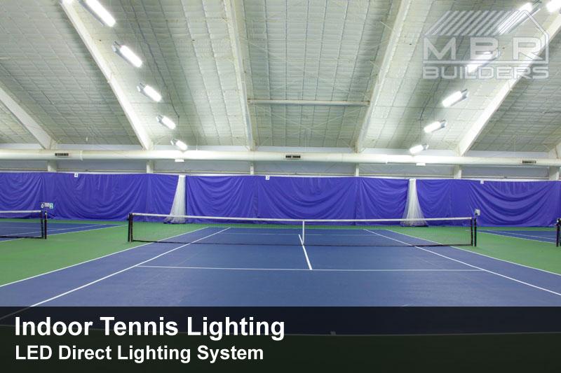 indoor tennis court lighting. led lighting systems gallery indoor tennis court lighting